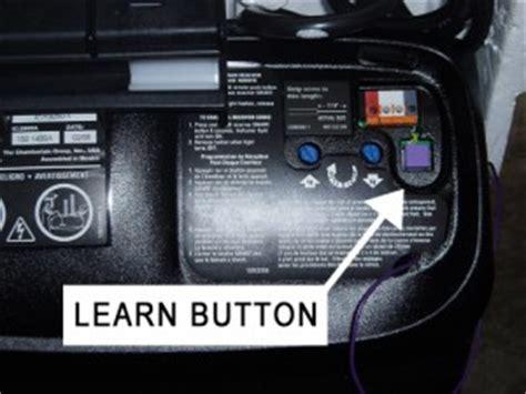Installing A Remote Keypad Garage Door Opener Diy Project No Learn Button On Garage Door Opener