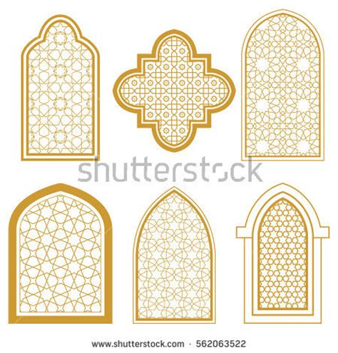 Tudor Style Windows arch vector stock images royalty free images amp vectors