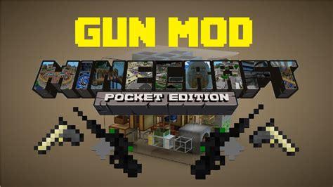 mod gta 5 mcpe mcpe script mod simple guns mod minecraft pocket