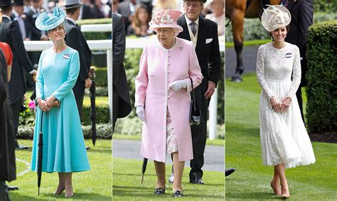 Royal Ascot 2016: All the best royal outfits   HELLO! US