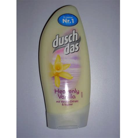 Heavenly Vanilla test reinigung duschdas heavenly vanilla duschgel