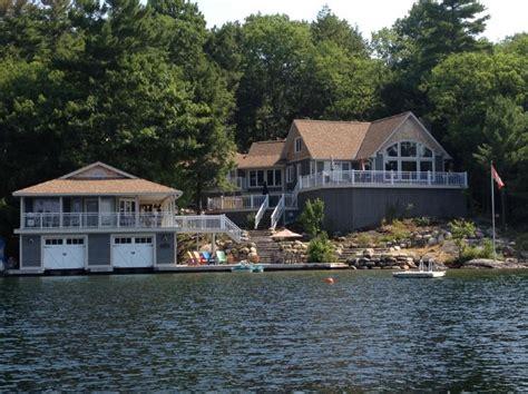 muskoka cottage listings boat houses pinterest