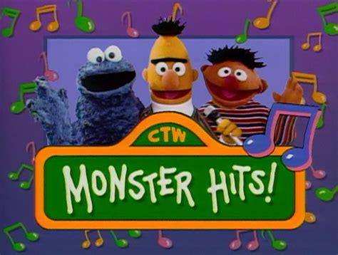 Monster Hits! - Muppet Wiki - Wikia Sesame Street Monster Hits
