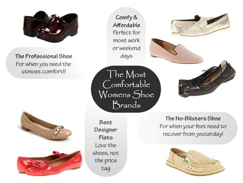 comfortable women s shoes brands 10 most comfortable womens shoe brands easy petite looks
