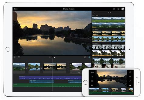 tutorial imovie ipad air apple updates imovie for ios with 4k video support for