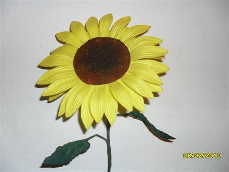 flores artesanales en goma eva