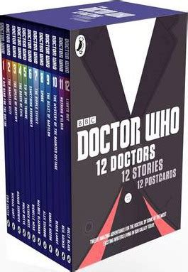 doctor who time lord tales slipcase doctor who 12 doctors 12 stories 9780141359717
