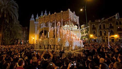 imagenes jueves de semana santa semana santa en sevilla procesiones e itinerarios 2016