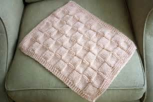 gestrickte decke knitted doll blanket sew grown