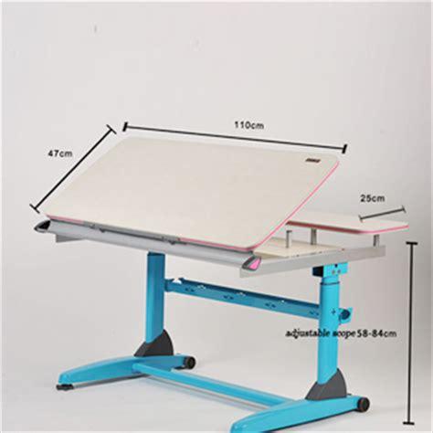 study table height height adjustable ergonomic study table in changchun