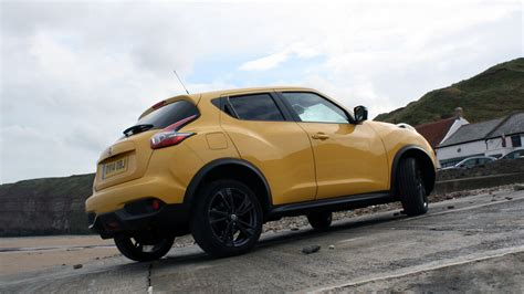 Front Lower Valance 2015 Nissan Juke Tekna Real World Road Test Carwow