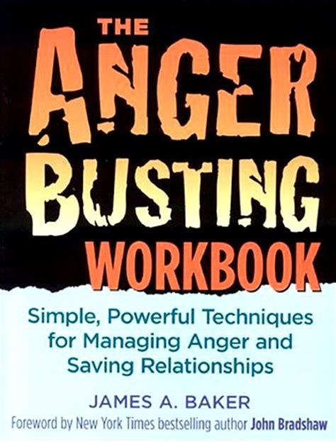 The Anger Workbook anger management