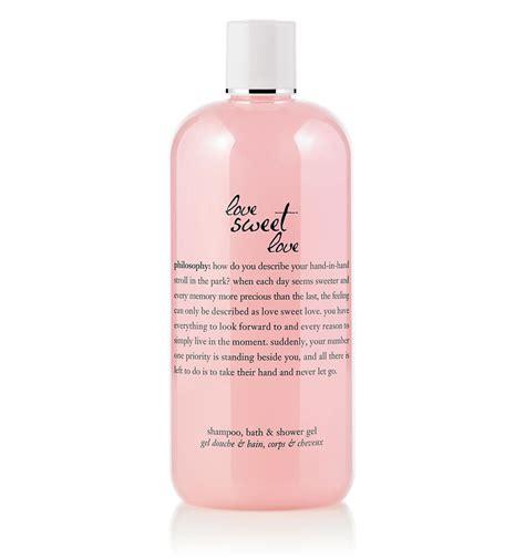 philosophy shoo shower gel bath philosophy sweet shoo bath shower gel