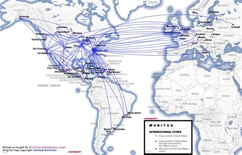 united newsroom route maps crowd act united airlines