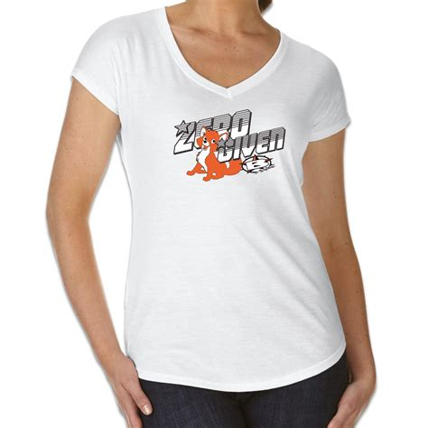 Zero Fox Given Shirt T Shirt blowsion zero fox given t shirt womens