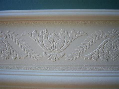 chair rail wallpaper border remodelaholic faux carved wainscoting using paintable