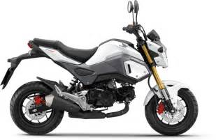 Honda 125cc Price Overview Msx125 2016 125cc Range Motorcycles Honda
