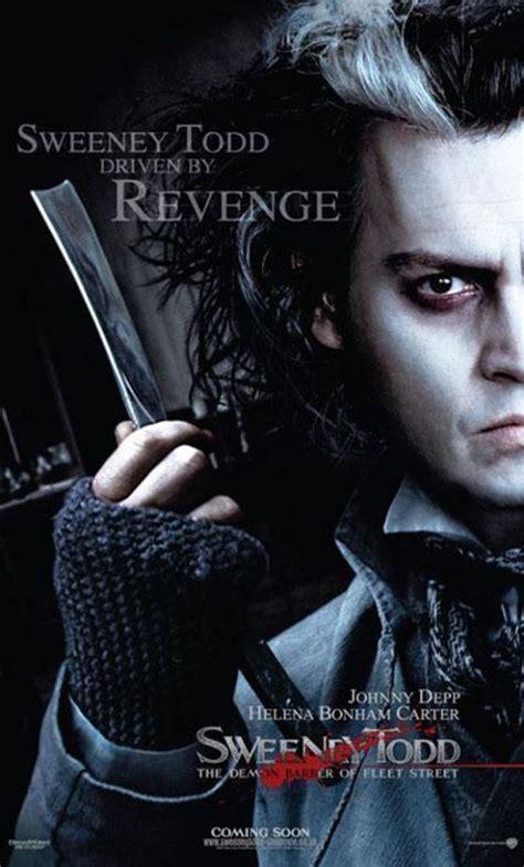 sweeney todd the demon barber of fleet street 2007 imdb analysing of revenge thriller trailers sweeney todd the