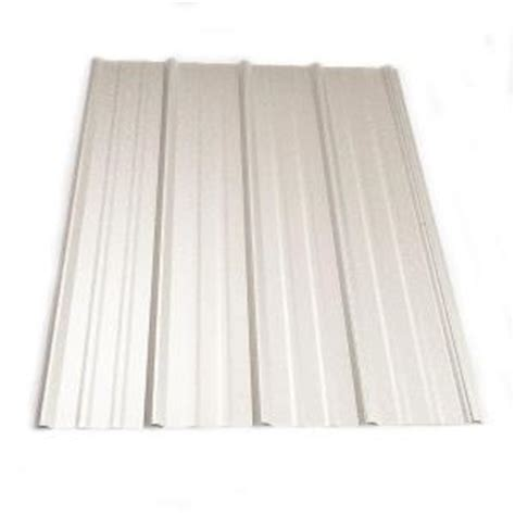 corrugated metal panels home depot