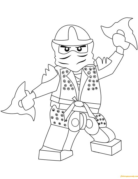 coloring pages green ninja download coloring pages lego page wecoloringpage free