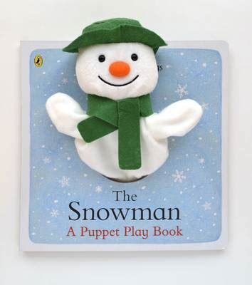 Waterstones Gift Card Balance Check - the snowman a puppet play book by raymond briggs waterstones