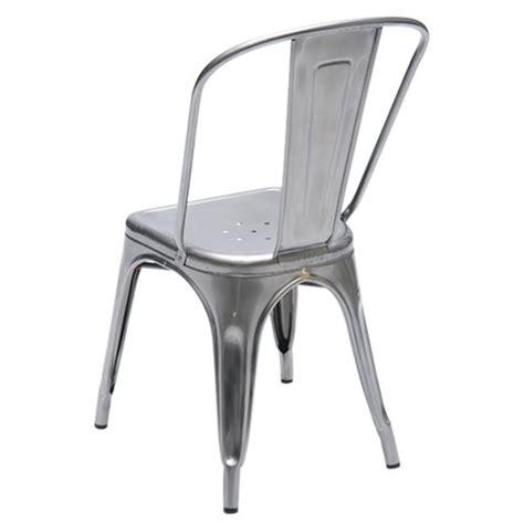 sedia metallo design tolix sedia a metallo design shop