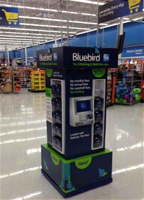 Can You Use Vanilla Gift Card At Atm - bluebird from walmart and american express card