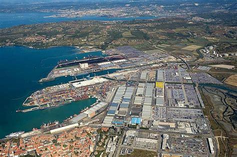 koper port global logistics freight forwarding koper slovenia 187 where