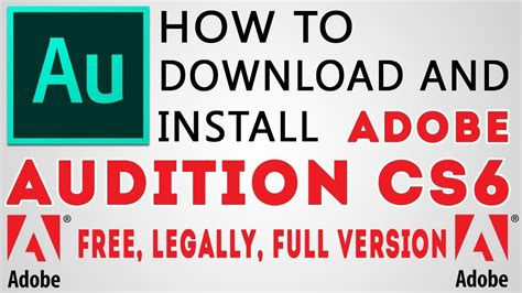 download free software full version link download adobe adobe audition cs6 full version free download with serial key