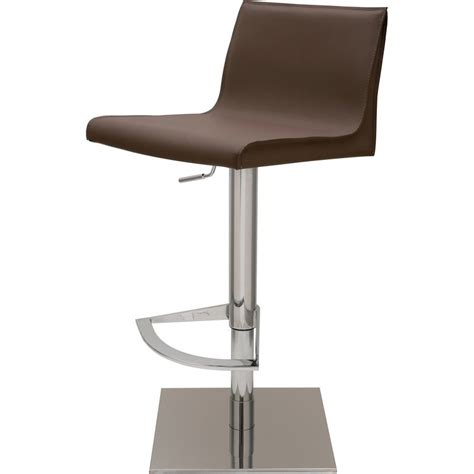 Nuevo Colter Counter Stool by Nuevo Modern Furniture Hgar278 Colter Adjustable Height