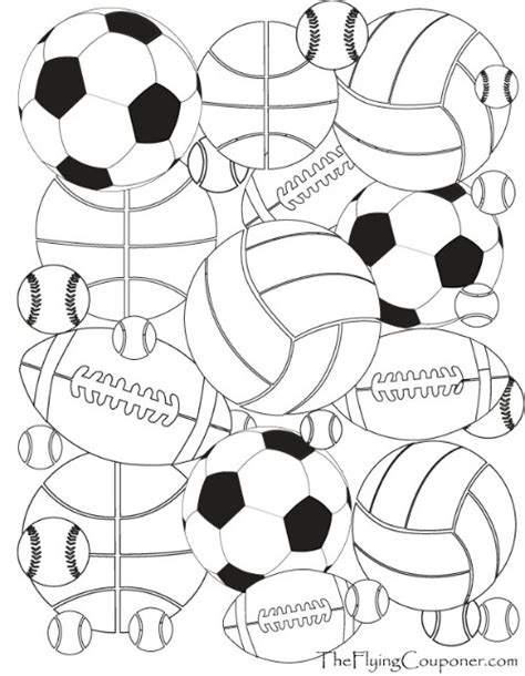 coloring pages for adults sports free printables colouring pages for adults and kids