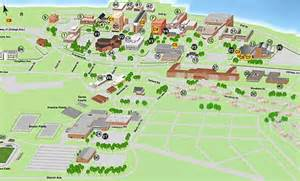 Michigan Tech Map by G Go Mtu