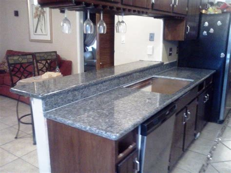 kitchen islands with granite countertops granite countertop colors and different of countertops