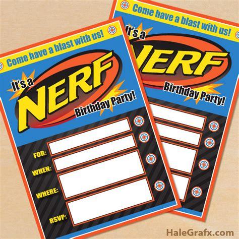 Nerf Logo Printable