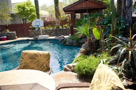 Backyard Bbq Roseville Ca Roseville Backyard Landscape Renovation
