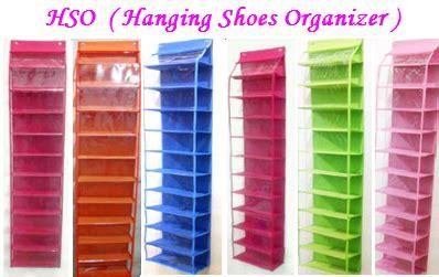 Rak Wheels Isi 10 Pcs ayudia accecories shop hanging shoes organizer