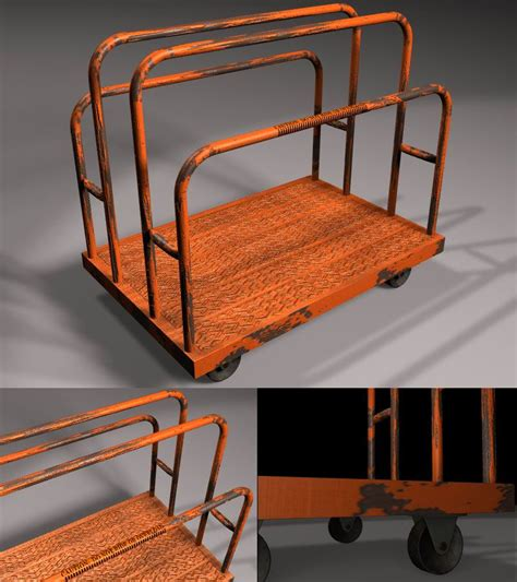 home depot lumber cart by symboybot on deviantart