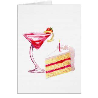 martini birthday card martini birthday greeting cards zazzle