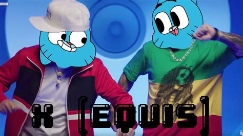 j balvin x equis mp3 download gumball sing x equis by nicky jam ft j balvin official