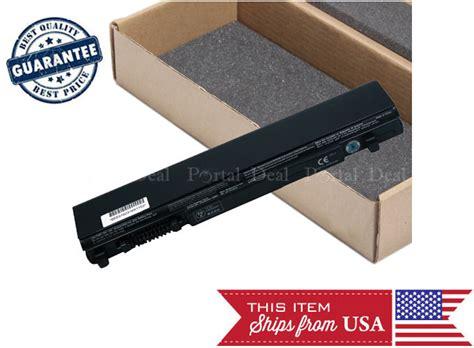 Original Baterai Toshiba Portege R700 R705 R830 R835pa3831 Pa3832 battery for toshiba portege r700 r705 r830 pabas235