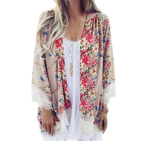 Cardigan Kimono Aliexpress Buy Summer Style Kimono Cardigan