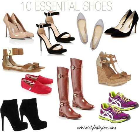 shoes every should the basics 10 essential shoes every should in