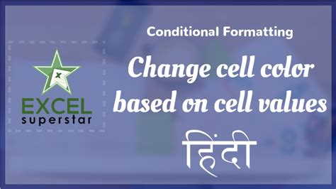 change cell color based on value change cell color based on cell values in excel in