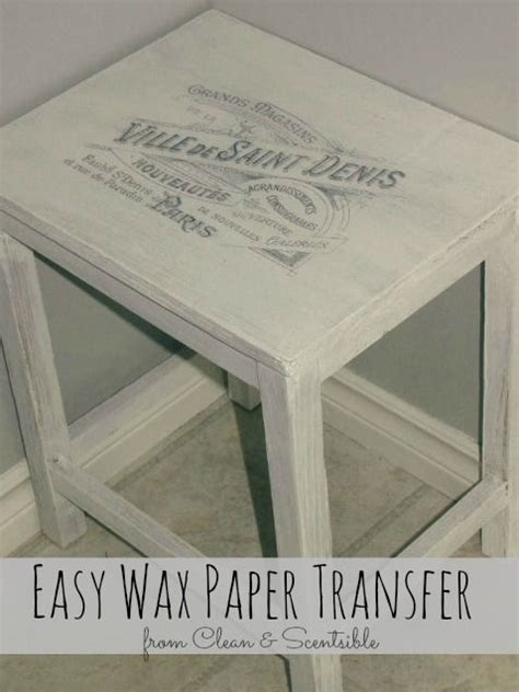 wax paper transfer tutorial easy wax paper transfer wax paper transfers tutorials
