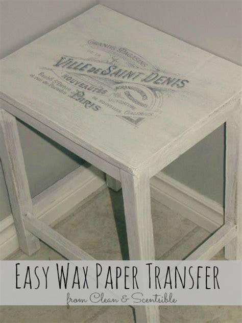 wax paper transfer tutorial 25 best ideas about wax paper crafts on pinterest
