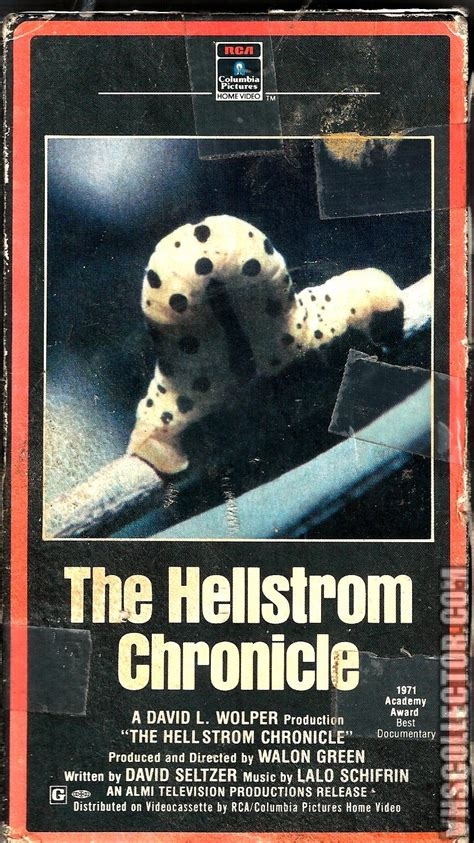 the hellstrom chronicle 1971 full movie the hellstrom chronicle vhscollector com your analog videotape archive