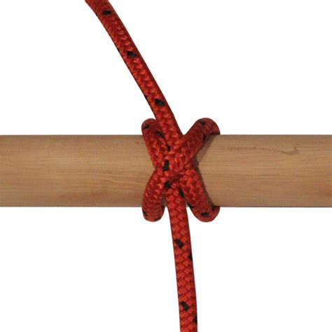 Hitch Knot - how to tie knots clove hitch handy mariner