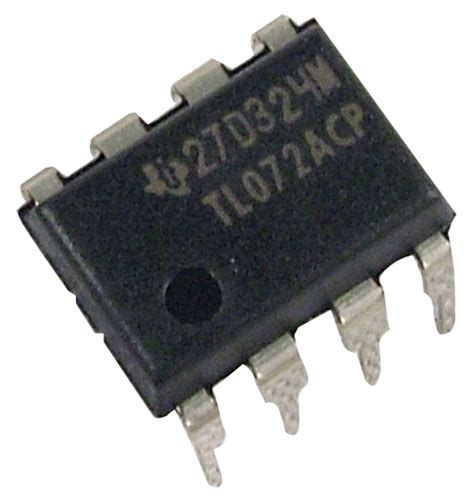 op integrated circuit integrated circuit tl072 dual op antique electronic supply