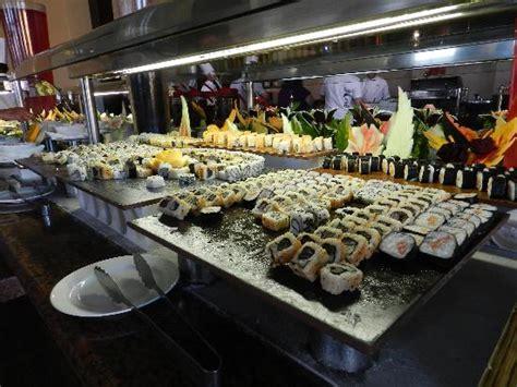 buffet picture of hard rock hotel casino punta cana