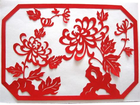 new year paper cutting patterns guide to make your own fu paper cutting for new